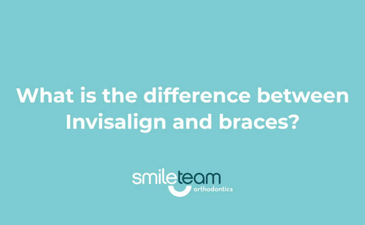 What is the difference between Invisalign and braces?