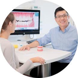 Dentist referrals