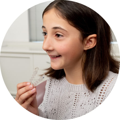 Braces and Invisalign for kids