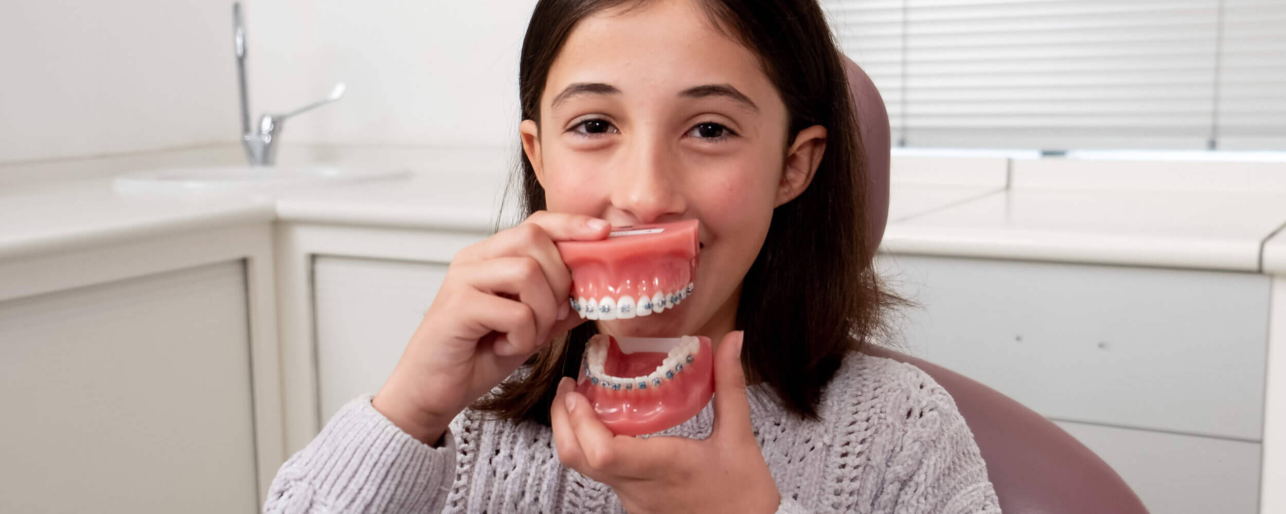 What is the ideal age for your children to visit orthodontist?